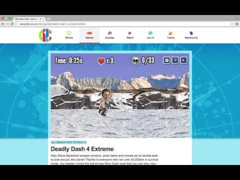Deadly Dash 4 Extreme