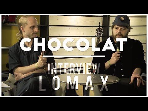 Chocolat - Interview Lomax
