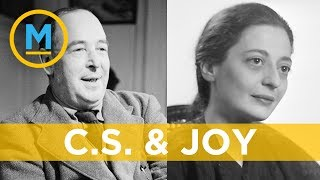New book explores C.S. Lewis and Joy Davidman's love story   Your Morning
