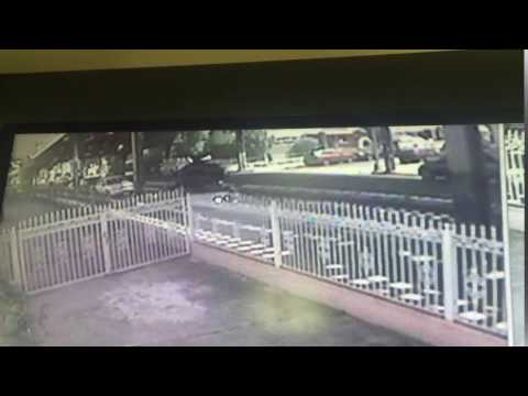 CCTV Footage of Imam Shot in Queens, NY