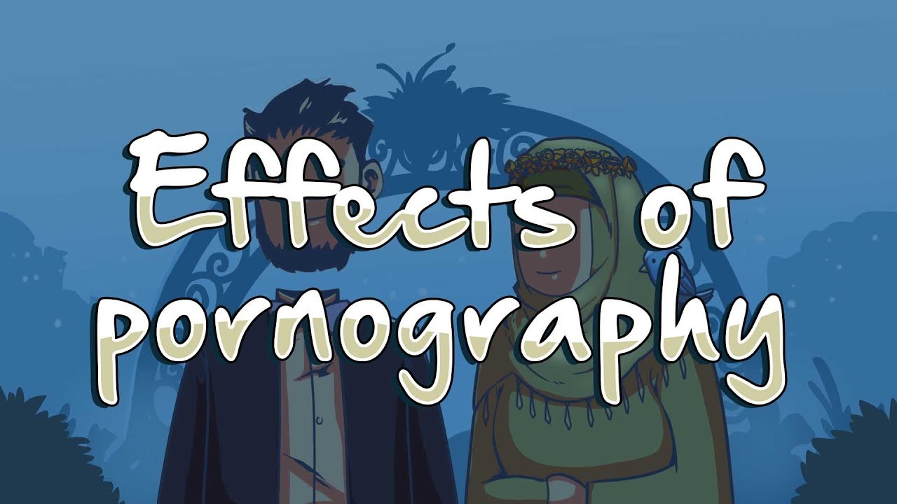 cartoon porn Effects watching of