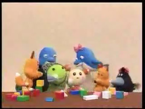 Cute Japanese show for little kids