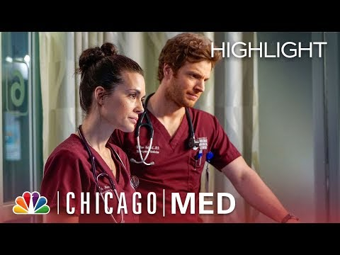 Chicago Med - Share the Moment: Confidence (Episode Highlight)