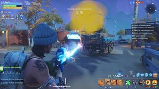 Fortnite* Save The World Missionary 117 Chief Latoso Valley