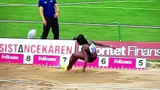 Khaddi Sagnia - 6.70m Folksam GP 2016