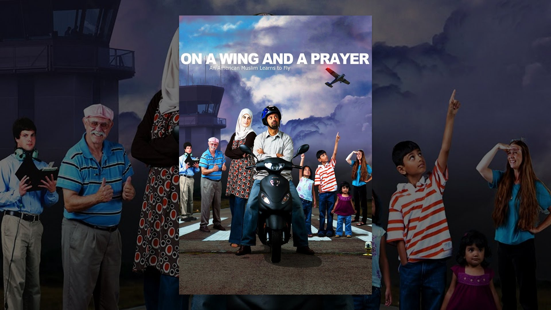 On a Wing and a Prayer: An American Muslim Learns to Fly