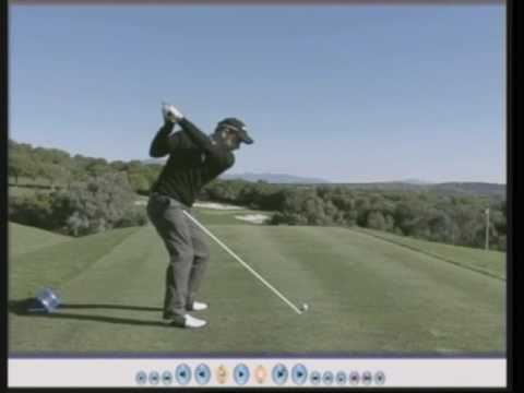 Myths of Golf - 24 - The swing is a circle.