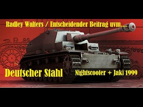 World of Tanks Gast-Replay 0144 (deutsch) Deutscher Stahl 12 - Stug III G + Dicker Max
