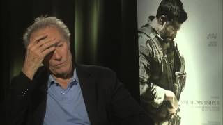 American Sniper: Clint Eastwood Exclusive Interview Part 2
