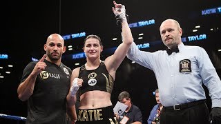 Katie Taylor vs. Jessica McCaskill  - Full Card | SHOWTIME BOXING