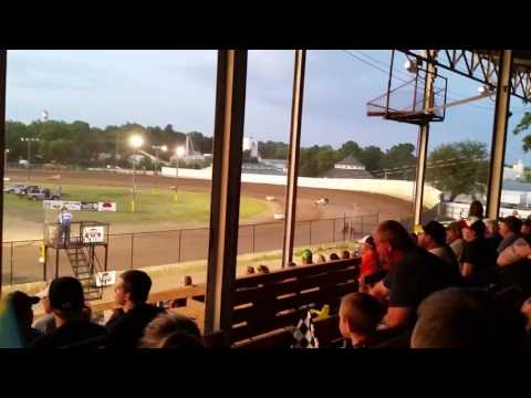 6/9/17 Xcel 600 Mod Feature - Fayette County Speedway