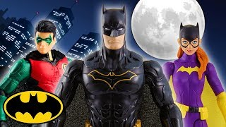 Sneak Peek | Batman Missions: Stop-Motion Adventures | DC Kids