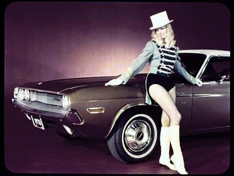 1970 Dodge Challenger vs Ford Mustang and Mercury Cougar Dealer Promo Film