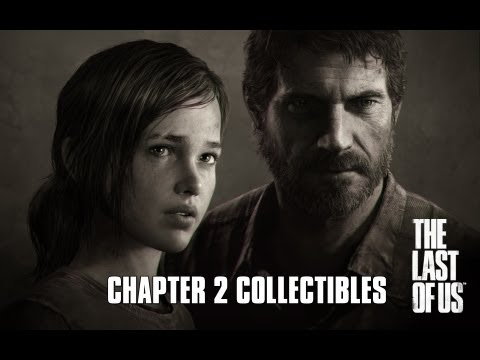 The Last of Us Collectibles Chapter 1 & 2 Artifacts, Firefly Pendants & Conversations