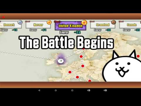 The Battle Cats - Zombie Outbreak United Kingdom