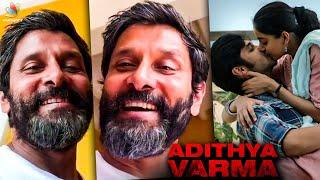 Adithya Varma Shooting Spot Fun | Chiyaan Vikram, Dhruv | Latest Video