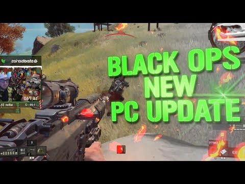 HUGE New Blackout Update on PC! - Call Of Duty Black Ops 4 thumbnail