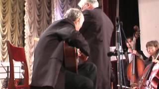 Vladimir Karlash - Concerto for guitar and Orchestra (I - Andantino)