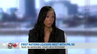 CTV News Channel: 'No commitments for anything' Pam Palmater January 12, 2013