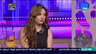 الموهبة الصاعدة شيري عبدالحميد: الشبه بيني وبين صورة السيدة مريم العذراء كان باب دخولي لعالم الفن