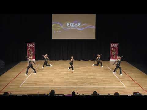 FISAF Australia Nationals 2017 - Them Girls