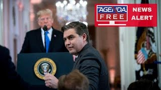 CNN Sues over White House Acosta Ban - LIVE COVERAGE