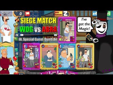 Bringing the Magic! (SIEGE GAMEPLAY) | Animation Throwdown
