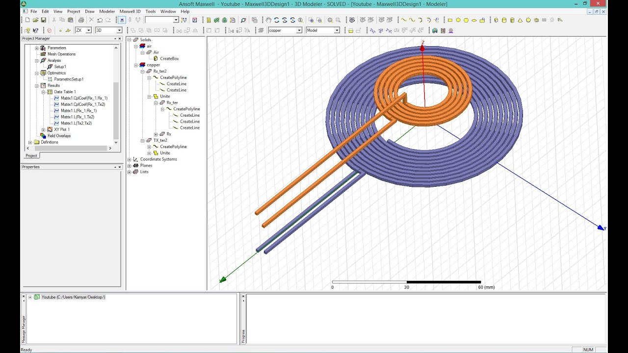 Induction Coil Design Software