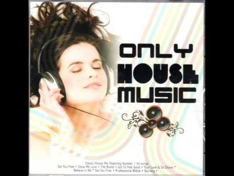 Only House Music mixed  Greg Thomas  Classic 90s House Mix Full CD