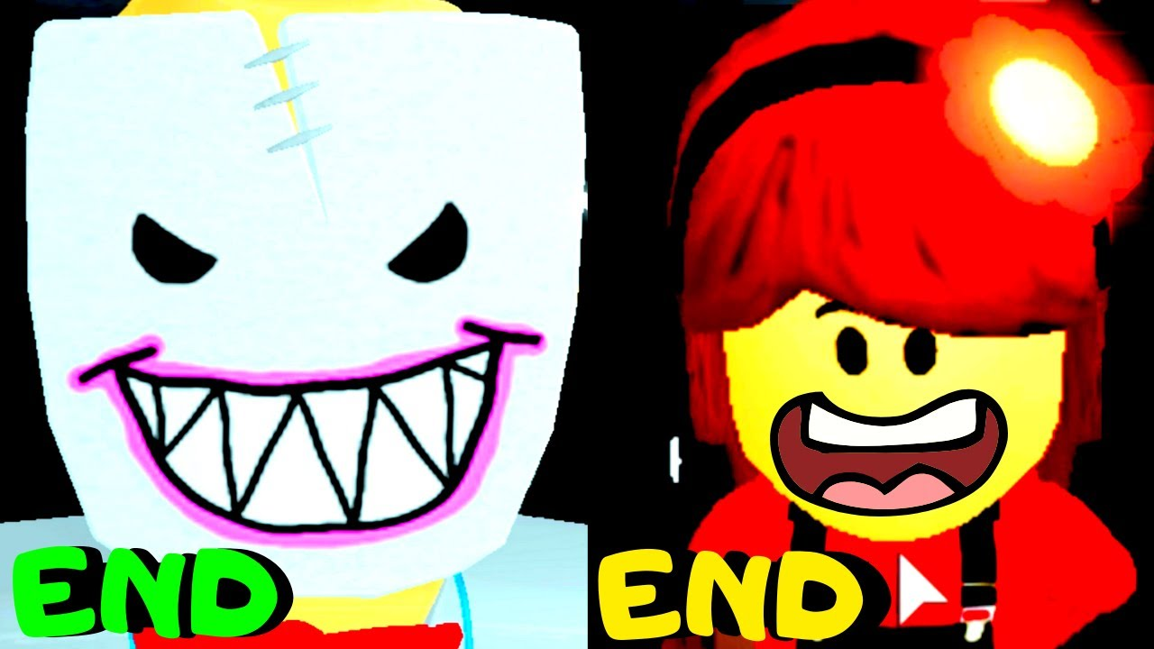 Roblox - All 4 Endings - Piggy Game Jerry!