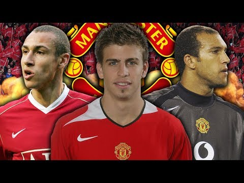 10 Players You Forgot Played For Man United!