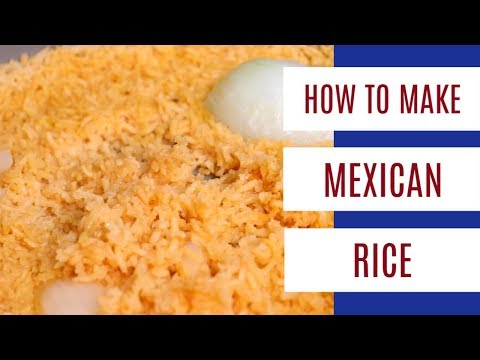 How to Make PERFECT Mexican Rice