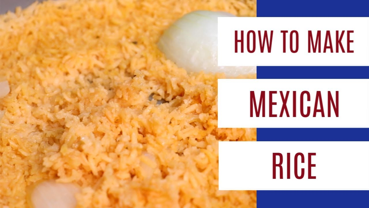 Perfect Mexican Rice Recipe - House of Yumm