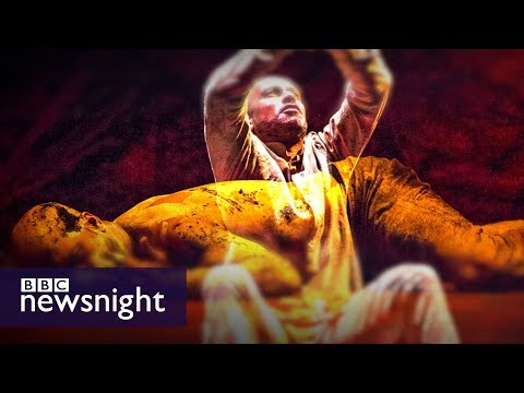 Akram Khan: 'My body has been my voice' – BBC Newsnight