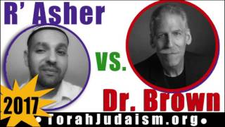 R' Asher vs Dr. Brown (2017)