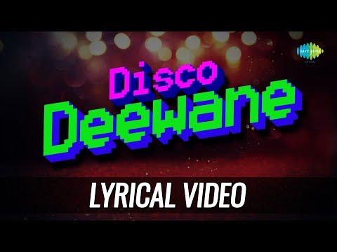 Disco Deewane | Lyrical | Nazia Hassan