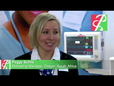 Africa Health Exhibition 2013 - Day 1 show highlights