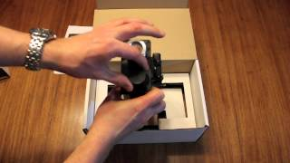 Pitch Black Hunter night vision unit un-boxing and basic introduction