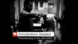 Photoshooting in KsKs Hair Salon