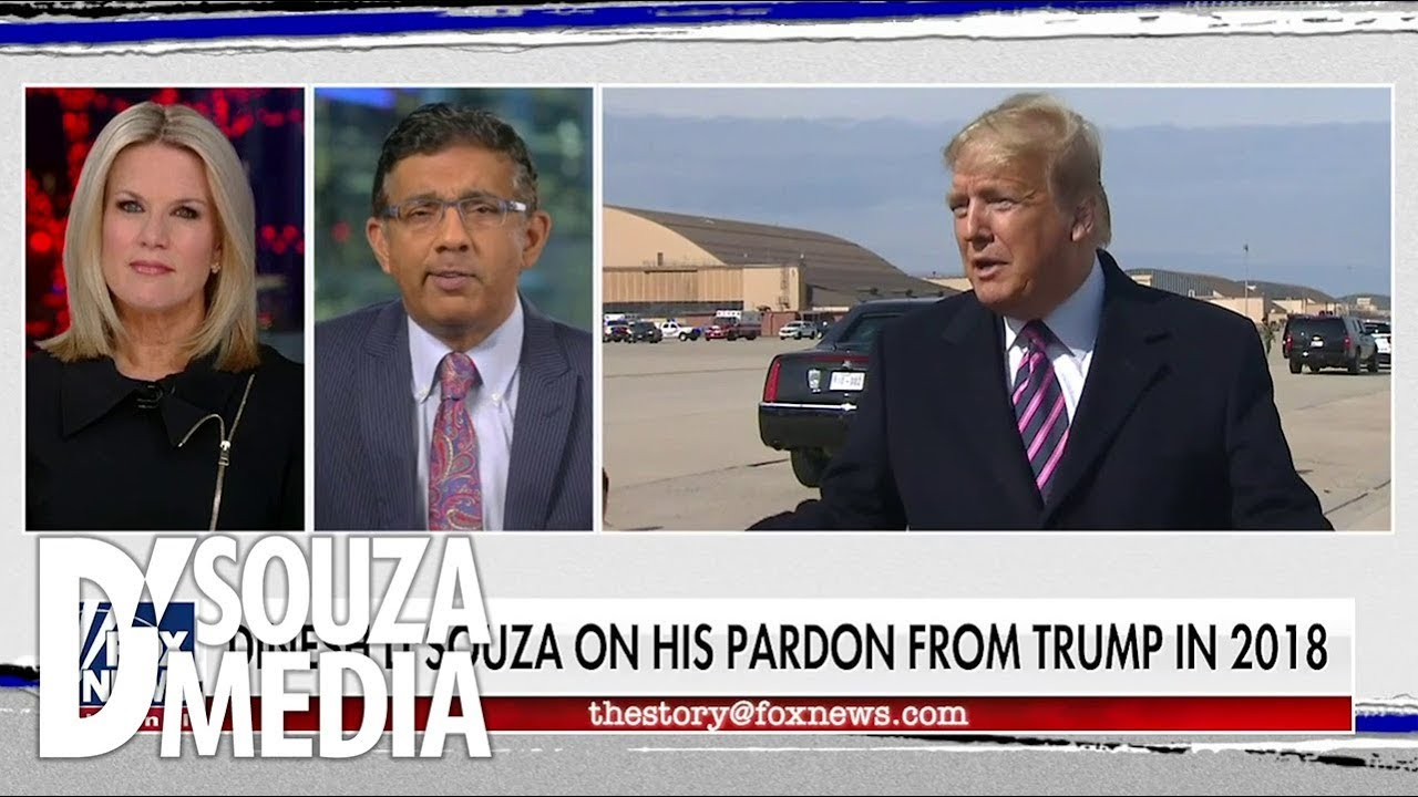 TRUMP SAYS ENOUGH: U.S. justice system is becoming too politicized - Dinesh D'Souza