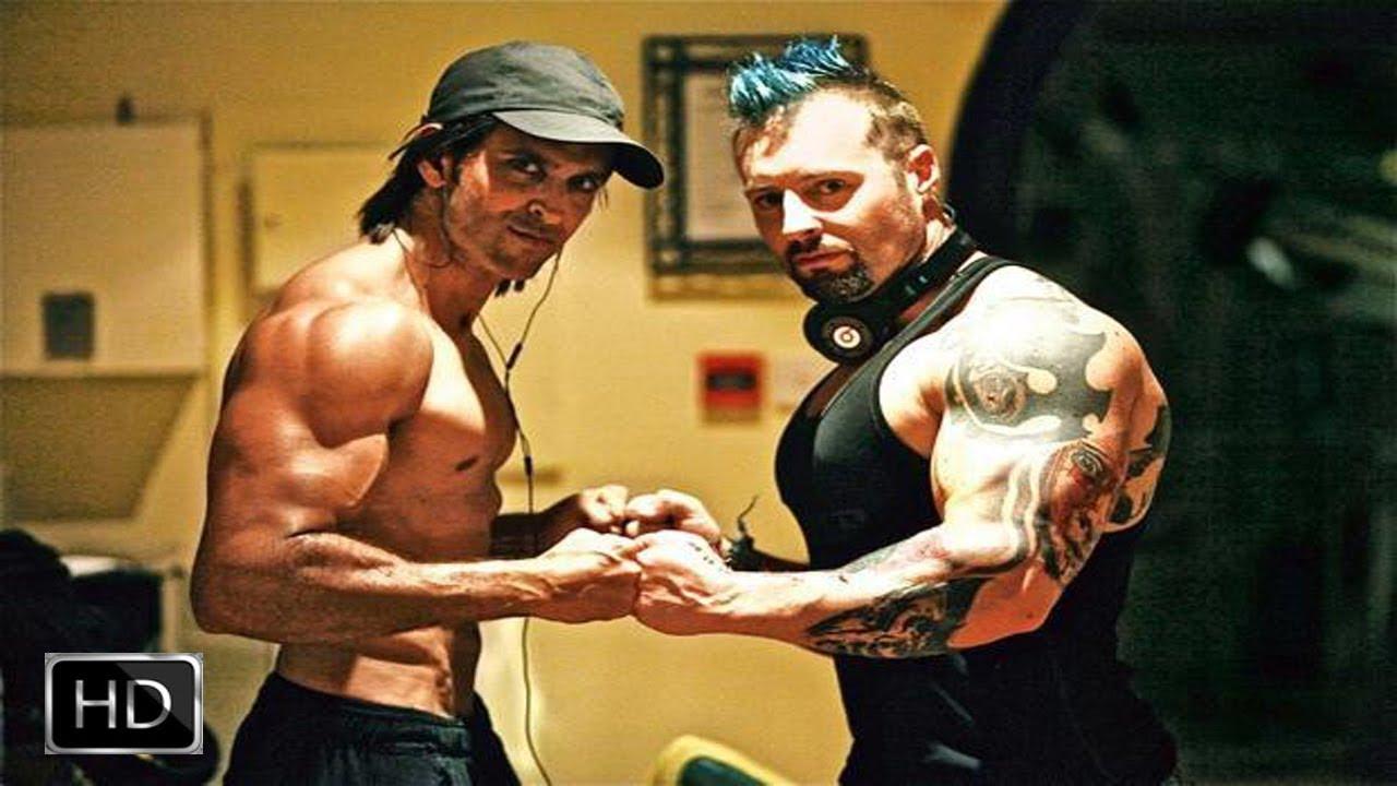 krrish 3 body show hrithik roshan - YouTube