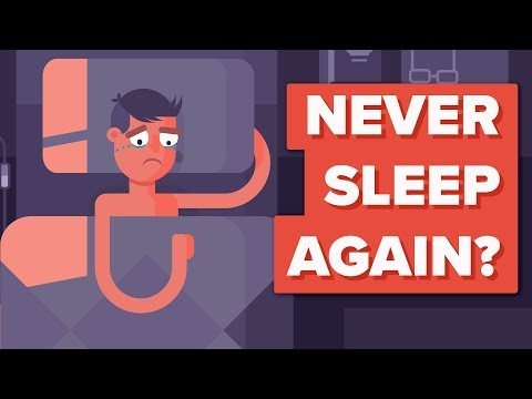 What If You Never Fell Asleep Again?