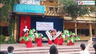 Văn nghệ Chào mừng Ngày Nhà Giáo Việt Nam 20-11: Múa Lời thầy cô