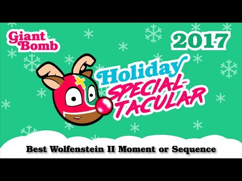 Game of the Year 2017: Best Wolfenstein II Moment or Sequence