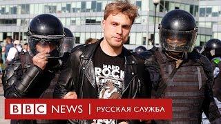 Протесты в Москве: неделя четвертая