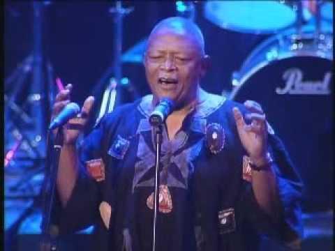 HUGH MASEKELA: Ibala Lami (Live in concert)