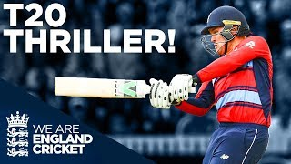 Last Ball Thriller! | England V South Africa 2017 T20 Classic | England Cricket 2020