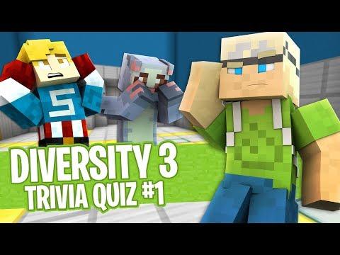 Minecraft - Diversity 3 - General Knowledge (Trivia / Quiz