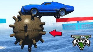 GTA V Online: CARROS vs BOMBA!!! (SKILL TEST da VITÓRIA)