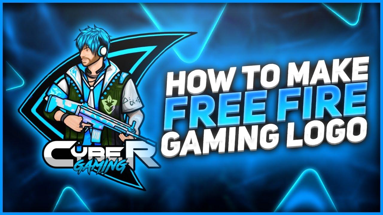 How To Make Free Fire Gaming Logo in Pixellab | Free Fire Mascot Logo In Pixellab
